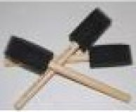 Foam Brushes set of 3