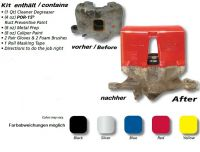 Bremssattel Lack-Set / Caliper paint kit